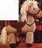 Hướng dẫn móc con ngựa Pony