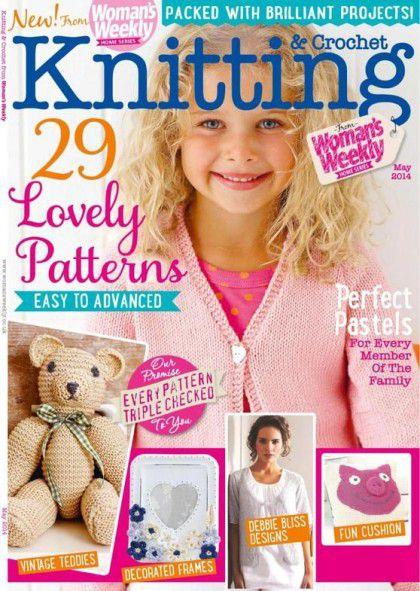 Các tạp chí đan móc hay nhất trên thế giới
