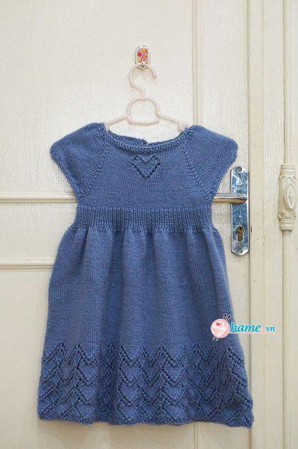 Hướng dẫn đan váy Bạch Tuyết