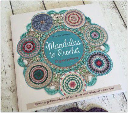 Mandalas to crochet- 1 cuốn sách móc hay- dành cho bạn và cho tôi
