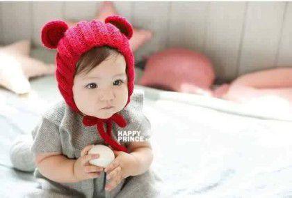 Hướng dẫn đan mũ bé Bo