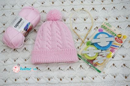 Hướng dẫn chi tiết đan mũ Huyền Baby cho mọi lứa tuổi