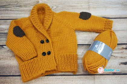 Hướng dẫn đan áo Story cho các chị em mới học đan